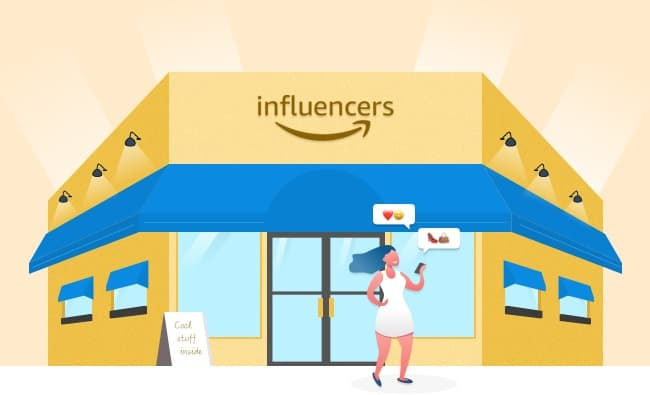 Amazon Influencer Search