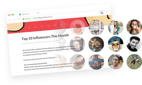 Influencer Database