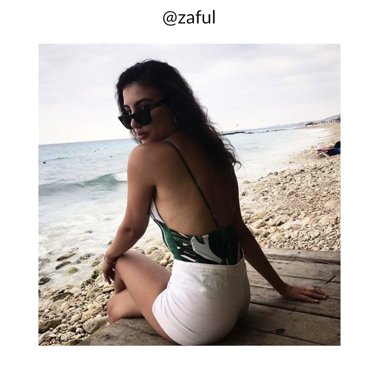 @carmenrose.c's snapchat picture for zaful