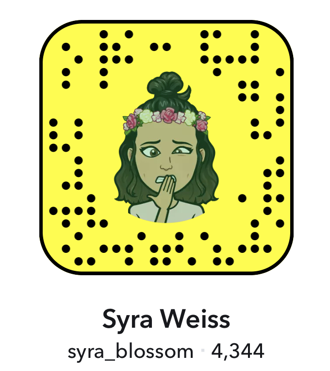 @x0.syra's snapchat picture for x0.syra