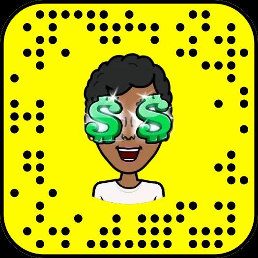 @razmynsmith's snapchat picture for nike